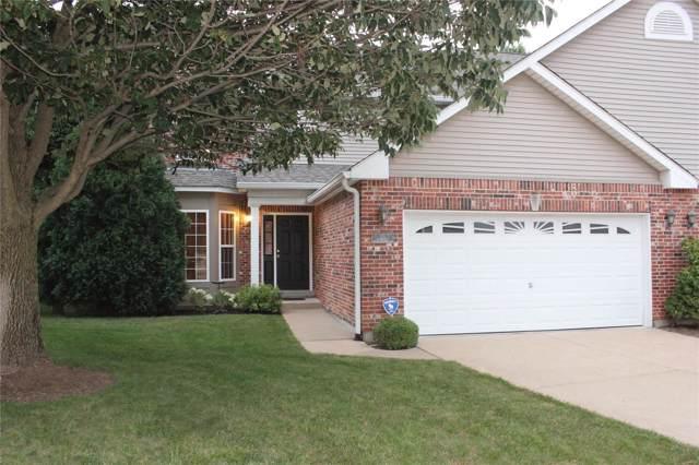 1257 Castle Gate Villas Drive, St Louis, MO 63132 (#19053508) :: Peter Lu Team