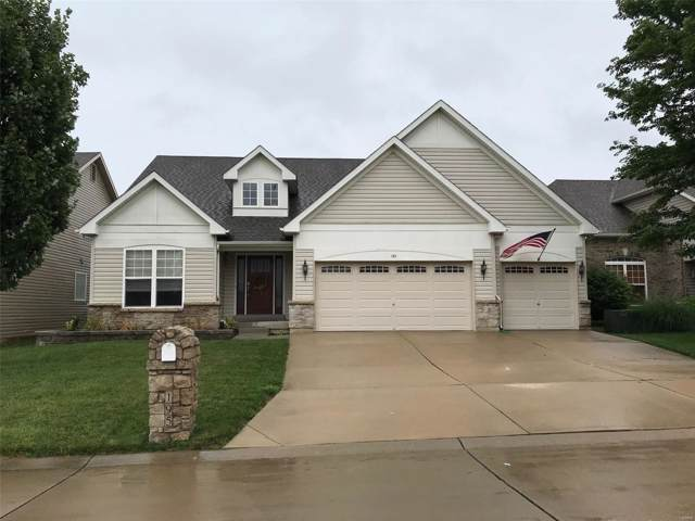 195 Berry Manor, Saint Peters, MO 63376 (#19053510) :: The Kathy Helbig Group