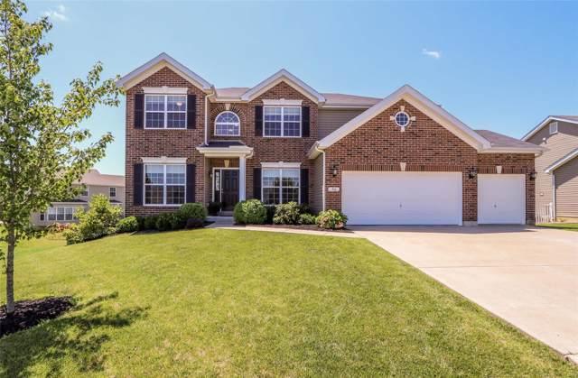 416 Mason Creek, Lake St Louis, MO 63367 (#19053554) :: The Becky O'Neill Power Home Selling Team