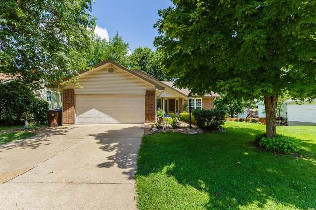 3 Aldesan Court, Saint Peters, MO 63376 (#19053555) :: The Becky O'Neill Power Home Selling Team