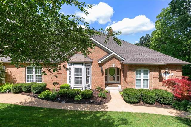3027 Carverview Court, Unincorporated, MO 63129 (#19053558) :: Kelly Hager Group | TdD Premier Real Estate