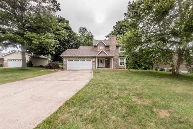 409 Birch Lane, Maryville, IL 62062 (#19053563) :: The Becky O'Neill Power Home Selling Team