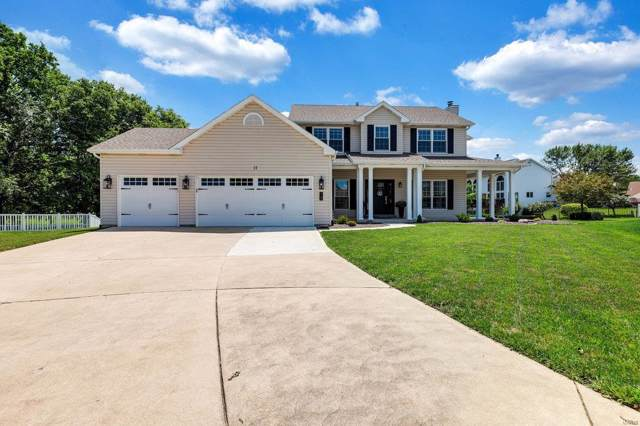 17 Canter Court, Saint Peters, MO 63376 (#19053565) :: The Becky O'Neill Power Home Selling Team