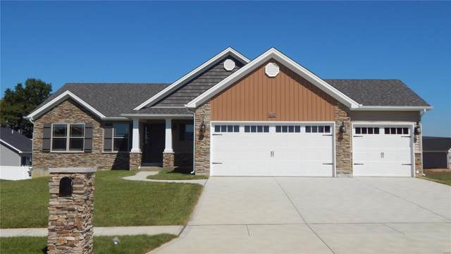 0 Lot 655 Stone Ridge Canyon, Wentzville, MO 63385 (#19053599) :: Clarity Street Realty