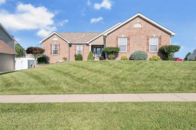 2496 Bear Creek Drive, Wentzville, MO 63385 (#19053609) :: Kelly Hager Group | TdD Premier Real Estate