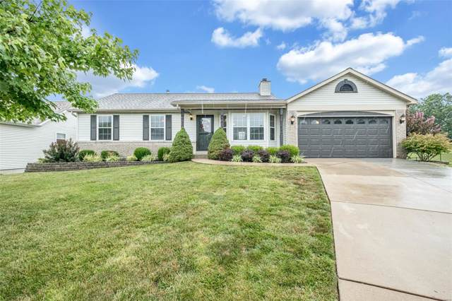 257 Sassafras Parc Drive, O'Fallon, MO 63368 (#19053617) :: Kelly Hager Group | TdD Premier Real Estate