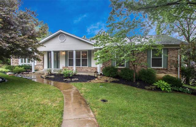 5722 Greenton Way, St Louis, MO 63128 (#19053662) :: The Becky O'Neill Power Home Selling Team