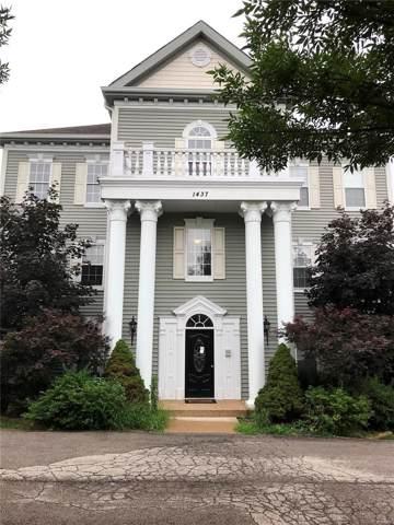 1437 Heritage Lndg #100, Saint Charles, MO 63303 (#19053672) :: Kelly Shaw Team