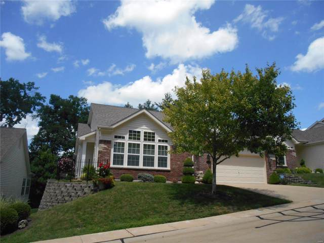 1525 Dietrich Place Court, Ballwin, MO 63021 (#19053695) :: The Becky O'Neill Power Home Selling Team