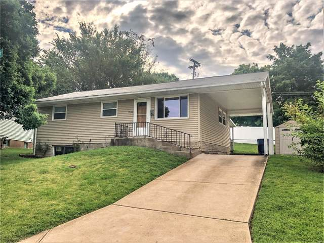 7504 Knackstedt Street, St Louis, MO 63116 (#19053713) :: Matt Smith Real Estate Group