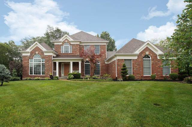 2214 Stonegate Manor Court, Chesterfield, MO 63017 (#19053722) :: Clarity Street Realty