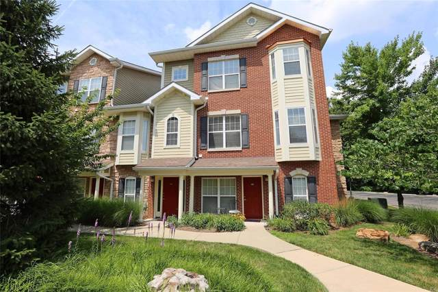 2642 Mcknight Crossing, St Louis, MO 63124 (#19053724) :: RE/MAX Professional Realty