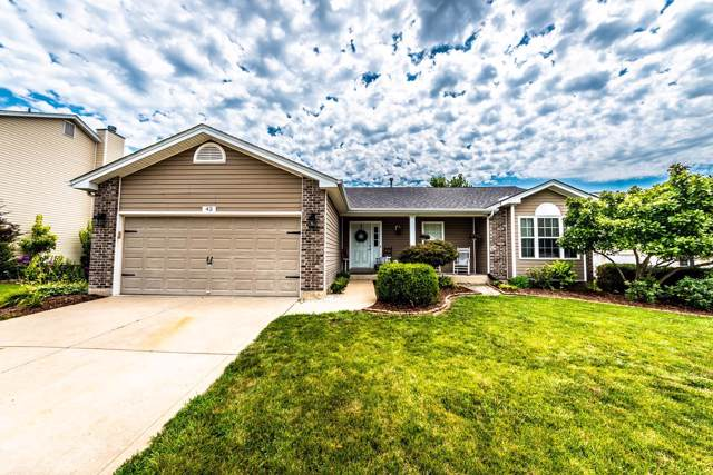 43 Providence Estate Circle, Wentzville, MO 63385 (#19053739) :: The Becky O'Neill Power Home Selling Team