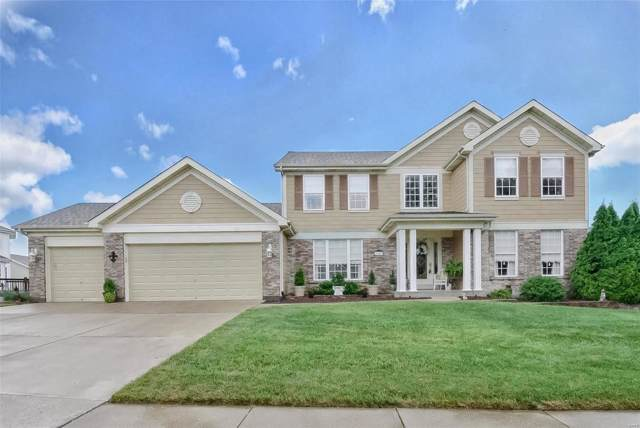 1367 Westbend Drive, Dardenne Prairie, MO 63368 (#19053767) :: The Kathy Helbig Group