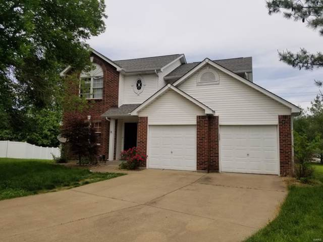 105 Crickett Court, Saint Peters, MO 63376 (#19053785) :: The Becky O'Neill Power Home Selling Team