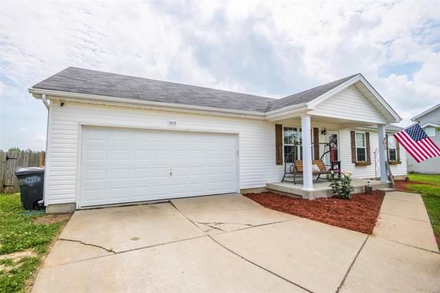 2412 Balboa Circle, Warrenton, MO 63383 (#19053787) :: The Becky O'Neill Power Home Selling Team