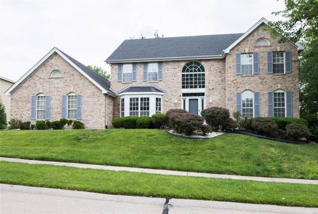 4010 Hartwick Court, Florissant, MO 63034 (#19053797) :: Clarity Street Realty