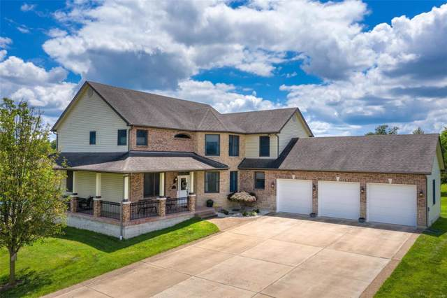 211 Southfield Drive, Moscow Mills, MO 63362 (#19053809) :: The Becky O'Neill Power Home Selling Team