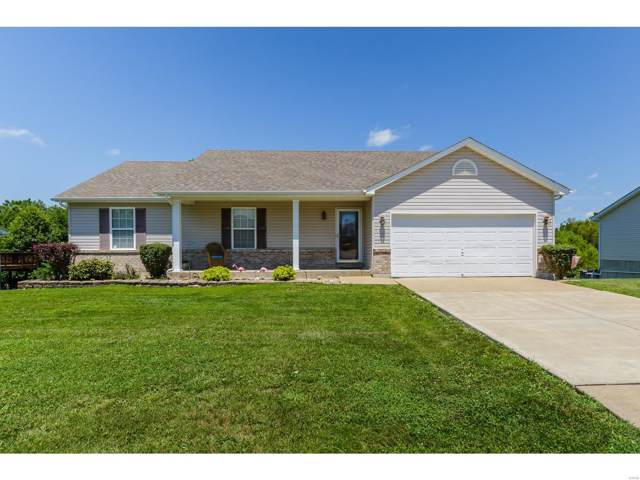 5 Horseshoe Court, Wright City, MO 63390 (#19053847) :: Peter Lu Team
