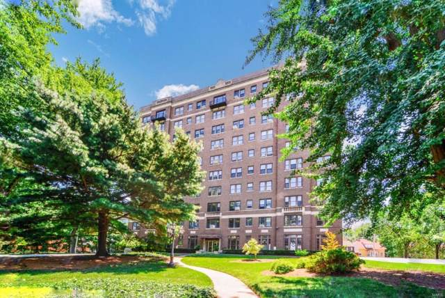 3438 Russell Boulevard #401, St Louis, MO 63104 (#19053855) :: RE/MAX Professional Realty
