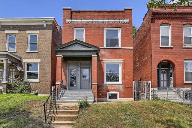 4247 Chouteau Avenue, St Louis, MO 63110 (#19053857) :: Holden Realty Group - RE/MAX Preferred