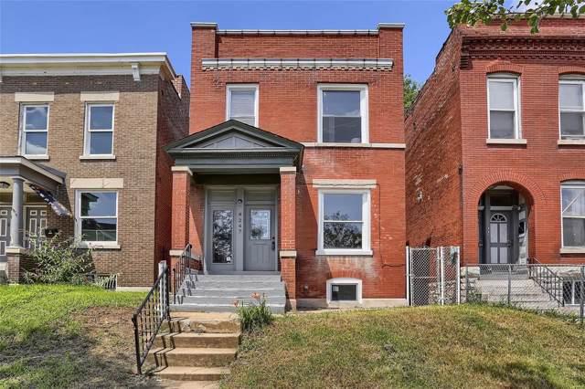 4247 Chouteau Avenue, St Louis, MO 63110 (#19053857) :: Matt Smith Real Estate Group