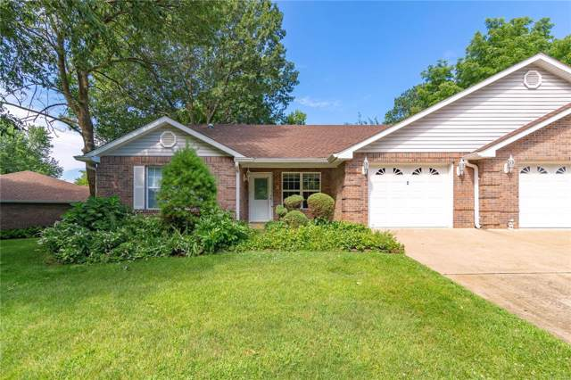 530 Ashbrook Drive #6, Farmington, MO 63640 (#19053896) :: The Becky O'Neill Power Home Selling Team
