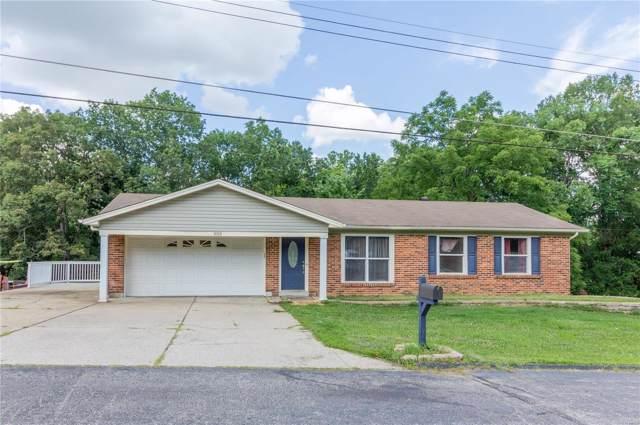 1013 Clark Dr, Fenton, MO 63026 (#19053897) :: Walker Real Estate Team