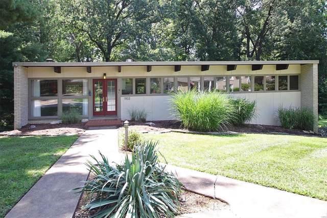 1903 Arrowhead Lane, Godfrey, IL 62035 (#19053914) :: St. Louis Finest Homes Realty Group