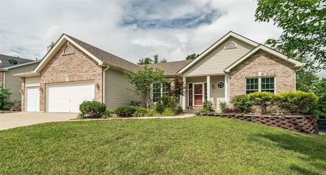 4243 Broken Rock Drive, Wentzville, MO 63385 (#19053919) :: Matt Smith Real Estate Group