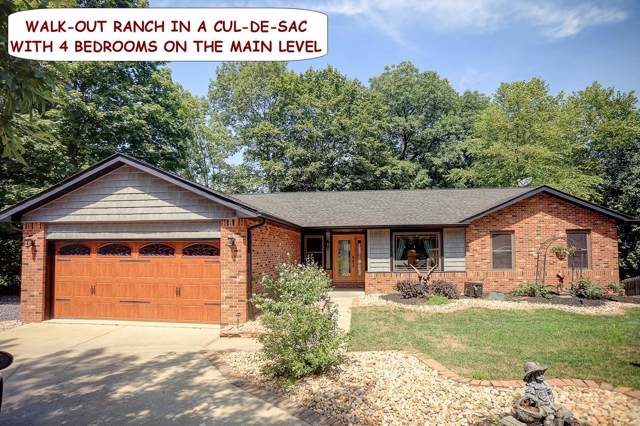 131 Robert Drive, O'Fallon, IL 62269 (#19053922) :: St. Louis Finest Homes Realty Group