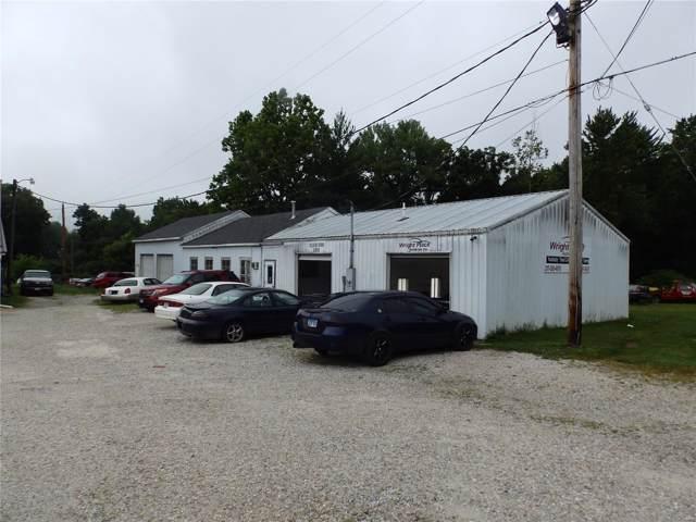 1243 W Washington Street, Pittsfield, IL 62363 (#19053935) :: Fusion Realty, LLC
