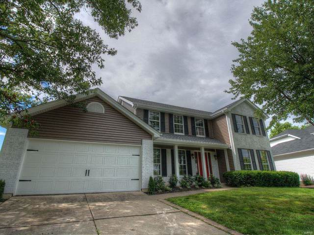 7333 Nelsons Mill, O'Fallon, MO 63368 (#19053959) :: The Becky O'Neill Power Home Selling Team