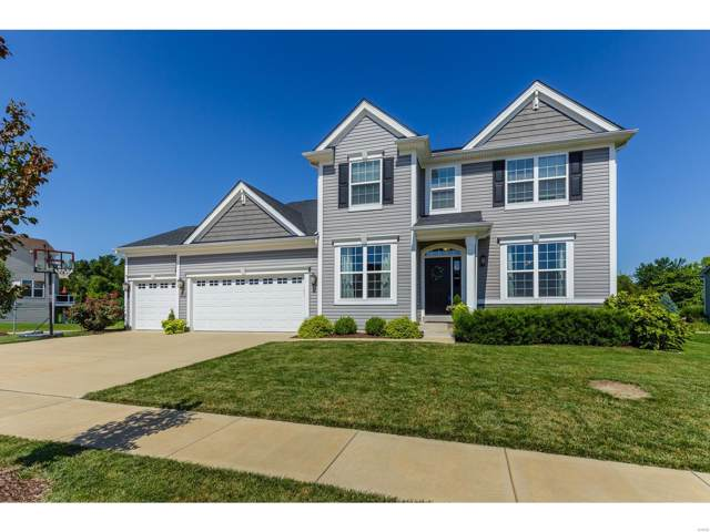 225 Dogwood Meadow Court, Saint Peters, MO 63376 (#19053973) :: RE/MAX Vision