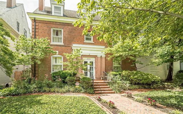 4506 Maryland Avenue, St Louis, MO 63108 (#19053975) :: Matt Smith Real Estate Group