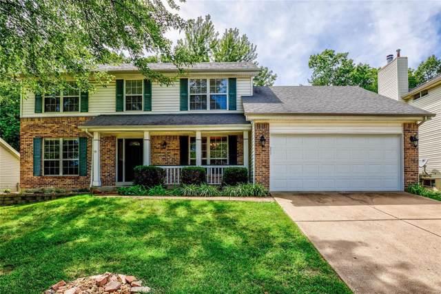 827 Oakmoor Drive, Fenton, MO 63026 (#19053986) :: The Becky O'Neill Power Home Selling Team