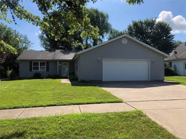 706 Poplar Drive, Greenville, IL 62246 (#19053994) :: Sue Martin Team