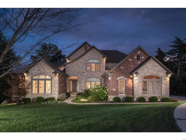 3 Valley View Place, St Louis, MO 63124 (#19054037) :: Clarity Street Realty