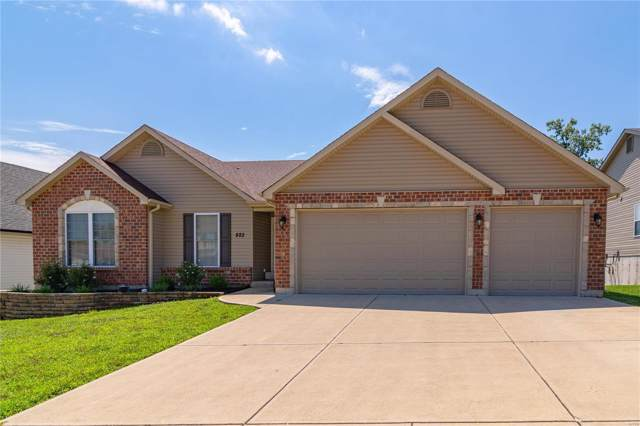 922 Glenshire Court, Herculaneum, MO 63048 (#19054047) :: The Becky O'Neill Power Home Selling Team
