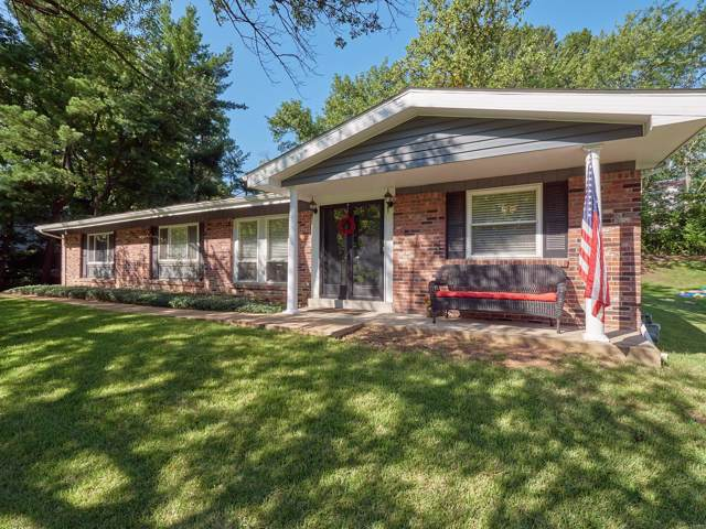 1131 Schulte Road, St Louis, MO 63146 (#19054055) :: Holden Realty Group - RE/MAX Preferred