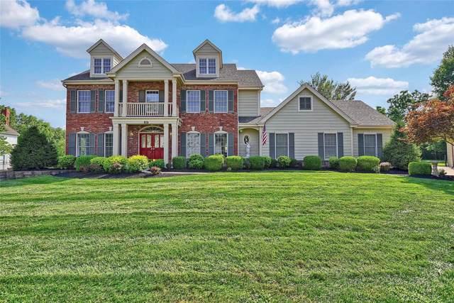 409 Morning Oaks Court, Ellisville, MO 63021 (#19054074) :: Hartmann Realtors Inc.