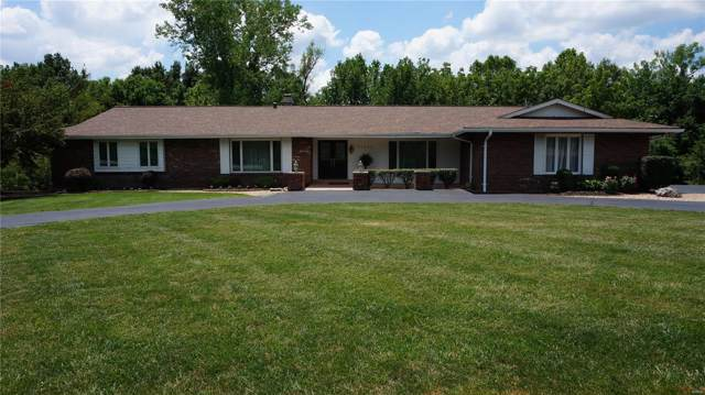 11552 New London Drive, Creve Coeur, MO 63141 (#19054126) :: St. Louis Finest Homes Realty Group