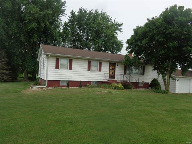 511 S O'bannon, RAYMOND, IL 62560 (#19054128) :: The Becky O'Neill Power Home Selling Team