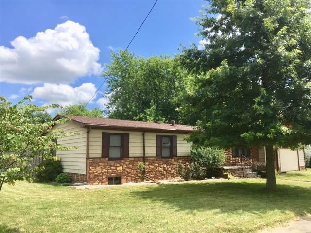 1002 S Van Buren Street, LITCHFIELD, IL 62056 (#19054138) :: The Becky O'Neill Power Home Selling Team