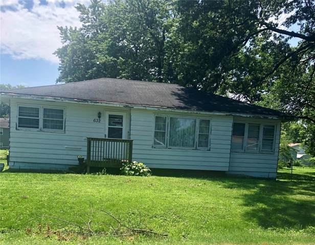 632 Chouteau Avenue, Granite City, IL 62040 (#19054150) :: Hartmann Realtors Inc.