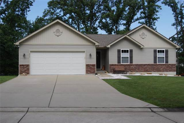 215 Cyntha Drive, Truesdale, MO 63380 (#19054175) :: The Becky O'Neill Power Home Selling Team