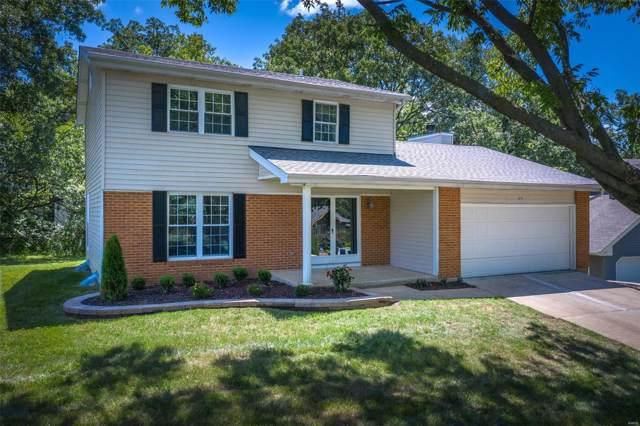 474 Oak Hill Drive, Lake St Louis, MO 63367 (#19054187) :: Kelly Hager Group   TdD Premier Real Estate