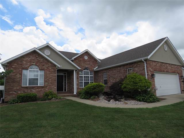 580 Manor Lane, Millstadt, IL 62260 (#19054188) :: The Becky O'Neill Power Home Selling Team