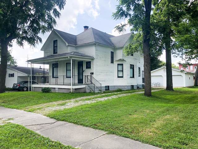 105 W 1st South Street, MOUNT OLIVE, IL 62069 (#19054197) :: The Becky O'Neill Power Home Selling Team