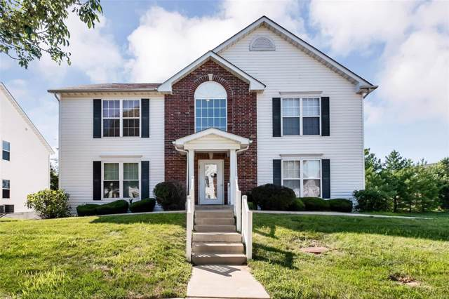 10 Homefield Gardens, O'Fallon, MO 63366 (#19054206) :: Kelly Hager Group | TdD Premier Real Estate
